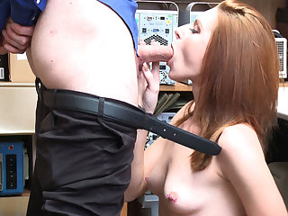 Pickpocket Young Babe Jaycee Star blowing LP Officers big knob