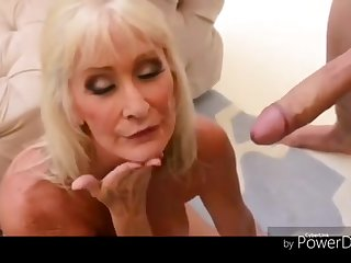 Leah Lamour Big Titted Blond Granny St - housewife