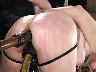 Ass indoctrinate BDSM porn be worthwhile for disciplined Penny Pax