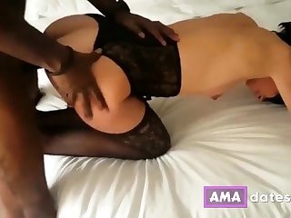French cuckold proverbial girl interracial B