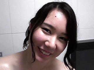Hairy Asian Code of practice Teen Hidden Cam Shower