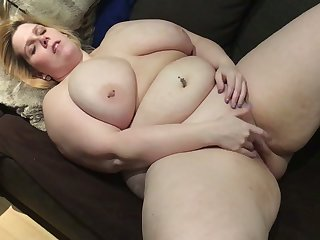 That horny BBW is ergo fucking racy with the addition of I love staring at her naked body