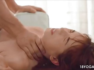Flexible Tina Gets Vagina Coupled with Asshole Creamed