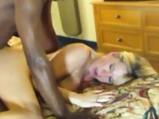 Comme ci white woman with lowering man Hardcore Interracial