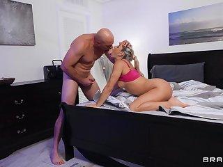 Hot ass pornstar Abella Danger loves having passionate anal sex