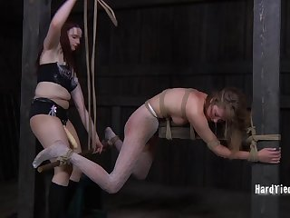 Girl mainly girl torture session with fucking - Star and Claire Adams