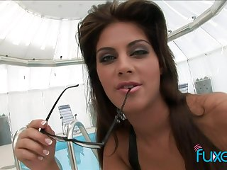 Babe is as a result itchy that one dick is never enough for her and she's sexy as fuck