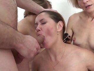 Anal, Babe, Cum, Cumshot, Facial, Russian, Russian anal